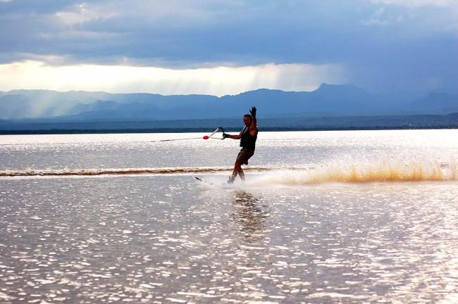 activities water skiing