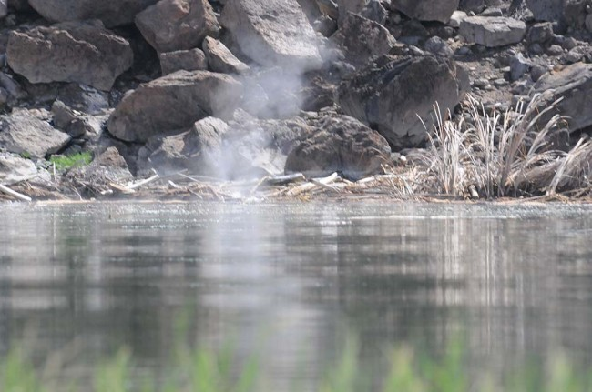 exdcursion boat ride hot springs