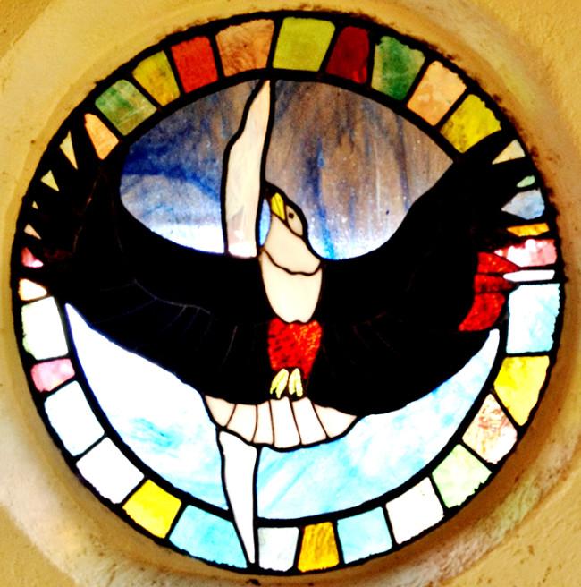 Fish Eagle Window